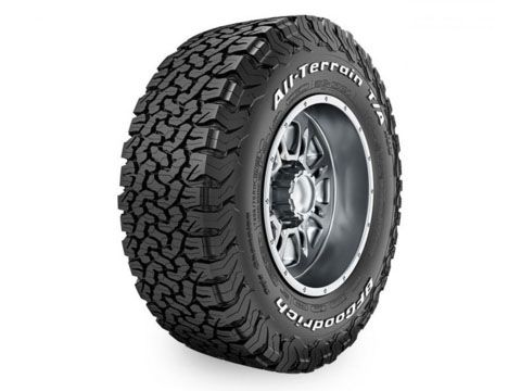 Шина BFGoodrich LT 235/70-R16 104/101S AT KO2. Артикул 085753