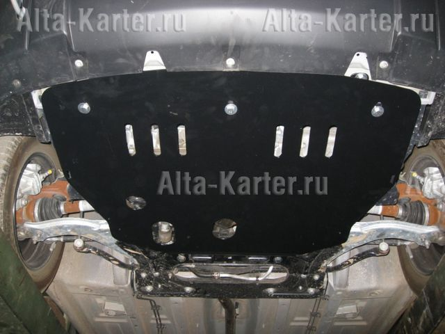 "Защита ""Alfeco"" для картера и КПП Citroen Berlingo I 1996-2003. Артикул ALF.04.06"